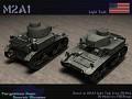 Light tanks and light arms