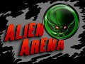 Extermination - one of the new levels in Alien Arena: Reloaded.
