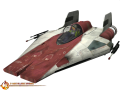 Rebel Fighter spotlight: A-Wing
