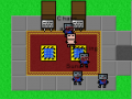 8BitMMO - Playable Zombies, Guns, Town Doors, Map, and more