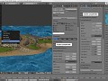 Using Blender 3D as a 3d map editor, rather than programming your own from scrat