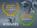 Savage World Cup 2012 / NDC Season 3 - Winners