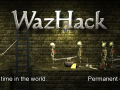 WazHack beta 8 released
