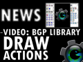 BGP Extensions: BGP Library Draw Actions Video