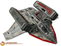 Imperial Fighter Spotlight: Missile Boat