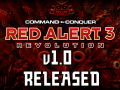Red Alert 3: Revolution v1.0 RELEASED!