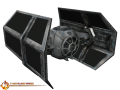 Imperial Fighter Spotlight: Darth Vaders' Tie Advanced X-1