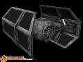 Imperial Fighter Spotlight: Darth Vaders' Tie Advanced X-1