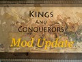 Mod Update: Kings and Conquerors FAQ