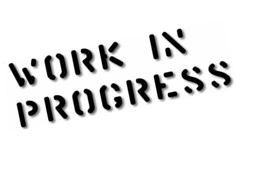 About progress...