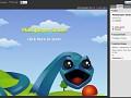 Multiplayer snake published on Kongregate