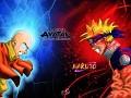 Aang vs Naruto