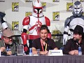 Clone Wars, Comic-Con panel  recap