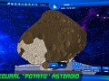 Procedural Potato Asteroids