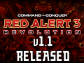 Red Alert 3: Revolution v1.1 RELEASED!