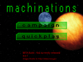 Machinations - Public Beta Released