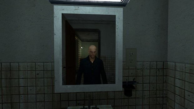 Player Model and Mirror Reflections