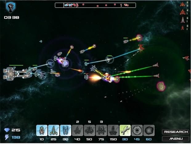 Aeon Command Released on Desura