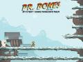 Introducing Dr. Bones, the adventuring gentleman pug!