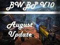 Sergeant Kelly's Pack - August Update