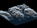 Topography Maps Added