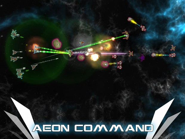Aeon Command adds Mutiplayer support and goes on sale!