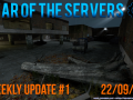 Weekly Update #1 : 22/09/12