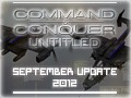September 2012 Update & Logo/Style change