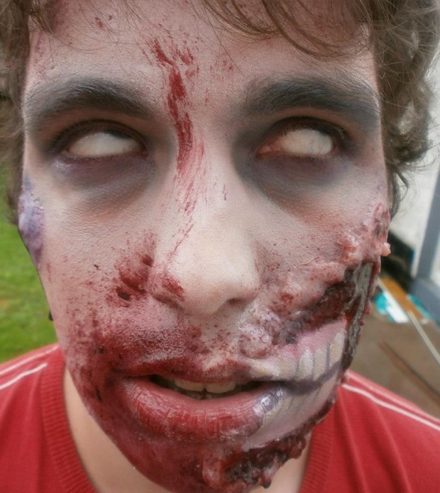 Community of the Dead #5: Zombie Charity Walk and Onto's awesome Avonbridge