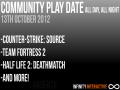 Infinity PlayDate