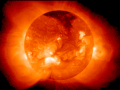 Is the Sun really so powerful?