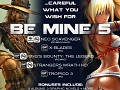 Be Mine 5 is Live