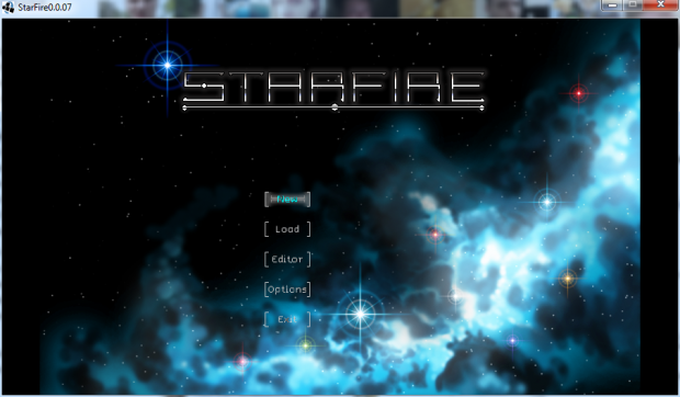 StarFire ShipEditor v0.0.037 Demo, Item Generation and more