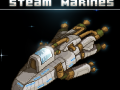 Steam Marines hits #99 on Greenlight v0.6.3a is out!