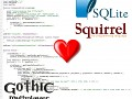 Power of SS - Squirrel & SQLite