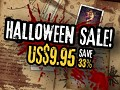 Halloween sale: 33% off Zafehouse: Diaries!