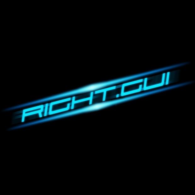 righT.GUI V1.1 for CS:GO RELEASED
