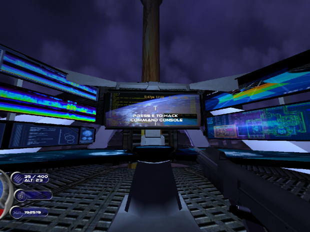 Eris Alpha Preview 7 - Terminal Velocity