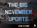 The Big November Update