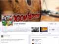 DOOM & DESTINY on Facebook!