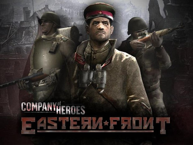 #Company of Heroes + Eastern Front Mod + Blitzkrieg Mod PC RePack от Neo-St