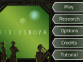 Sidius Nova -- New Features