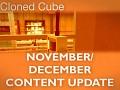 November/December Content Update