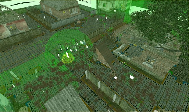 Working on all.spawn with SOC level editor