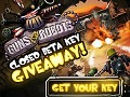 PointMMO Launches GUNS and ROBOTS Beta Key Giveaway