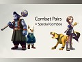 Combat Design - Festival of Magic (RPG)
