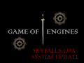 Engine Update: Lua