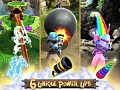 Power ups video and more