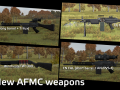 New AFMC weapons