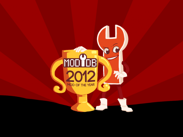 Mod of the Year 2012